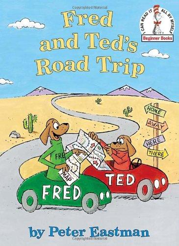 Fred and Ted's Road Trip cтеклянный стакан fred and friends fred and