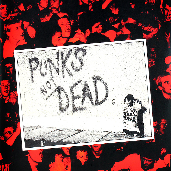 The Exploited The Exploited. Punks Not Dead (2 LP) amorphis amorphis under the red cloud 2 lp