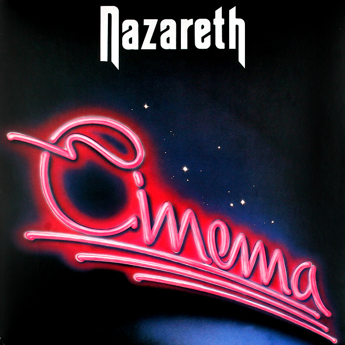 Nazareth Nazareth. Cinema (LP) nazareth nazareth snaz 2 lp japan original 1st press promo винтаж