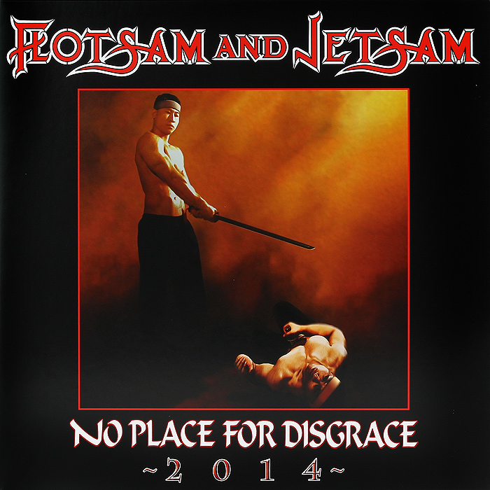 Flotsam and Jetsam Flotsam & Jetsam. No Place For Disgrace (LP) no doubt no doubt push and shove lp