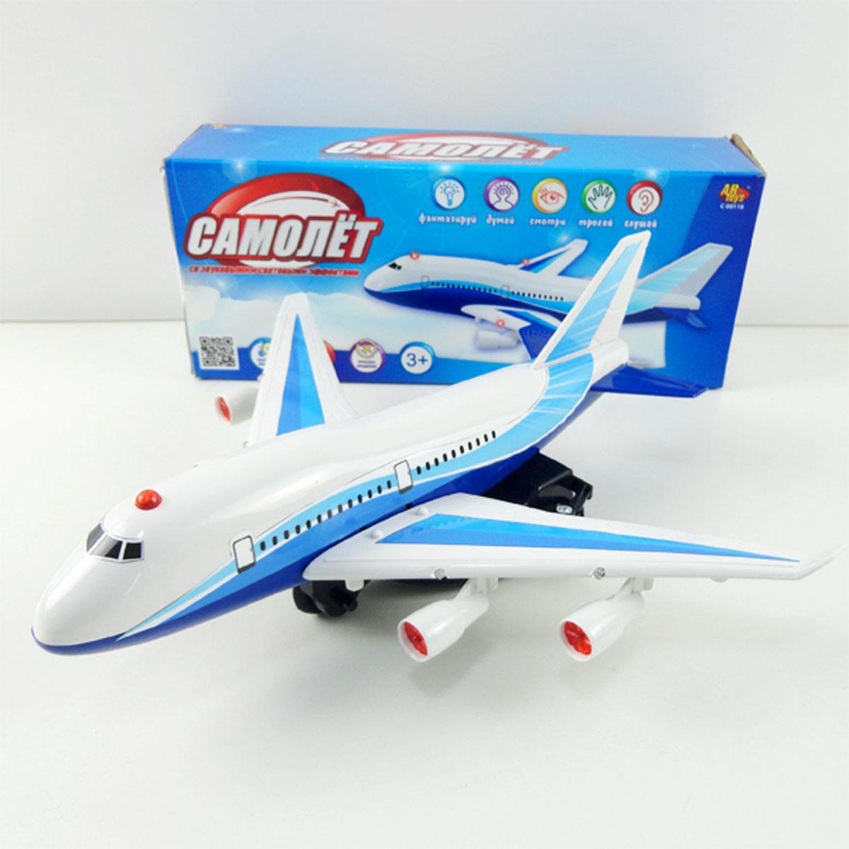 Junfa Toys Самолет, ABtoys  - купить со скидкой