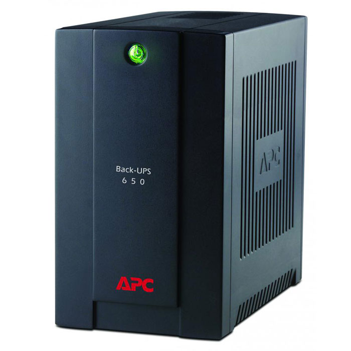 APC BX650CI-RS Back-UPS 650VA ИБП apc bk350ei back ups 350 ибп
