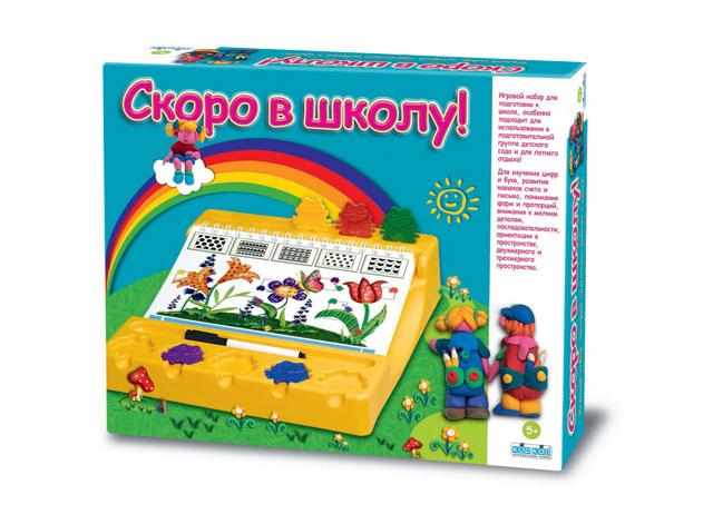 KODKOD Обучающая игра Скоро в школу судоку для детей kodkod
