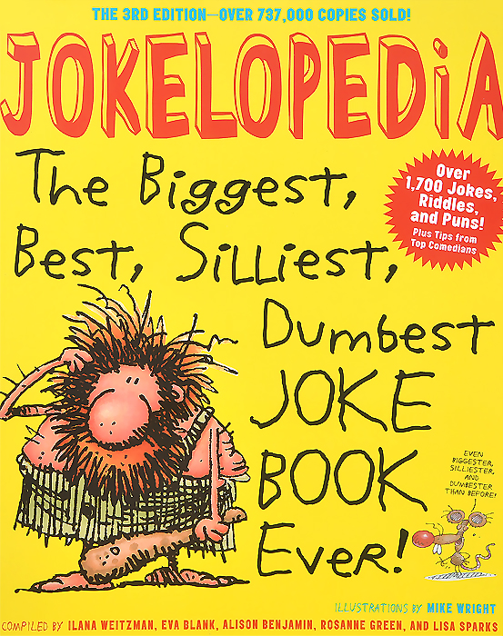 Jokelopedia laugh out loud holiday jokes for kids