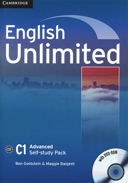English Unlimited Advanced Self-study Pack (+ DVD-ROM) presentations in english dvd rom