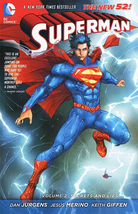 Superman: Volume 2: Secrets and Lies дэвид сильвиан david sylvian brilliant trees secrets of the beehive 2 сd