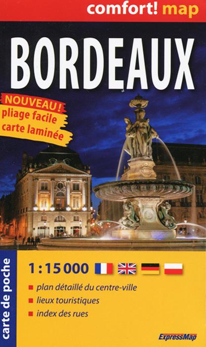 Bordeaux. Карта худи boxeur des rues худи