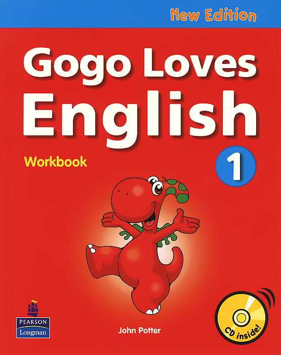 Gogo Loves English: Workbook 1 (+ CD-ROM) global beginner workbook cd key