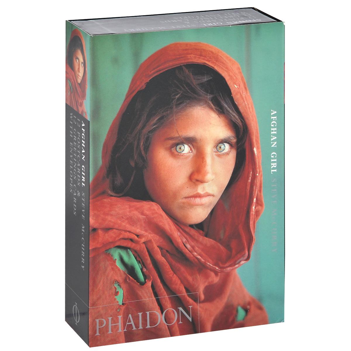 Afghan Girl: Card Box