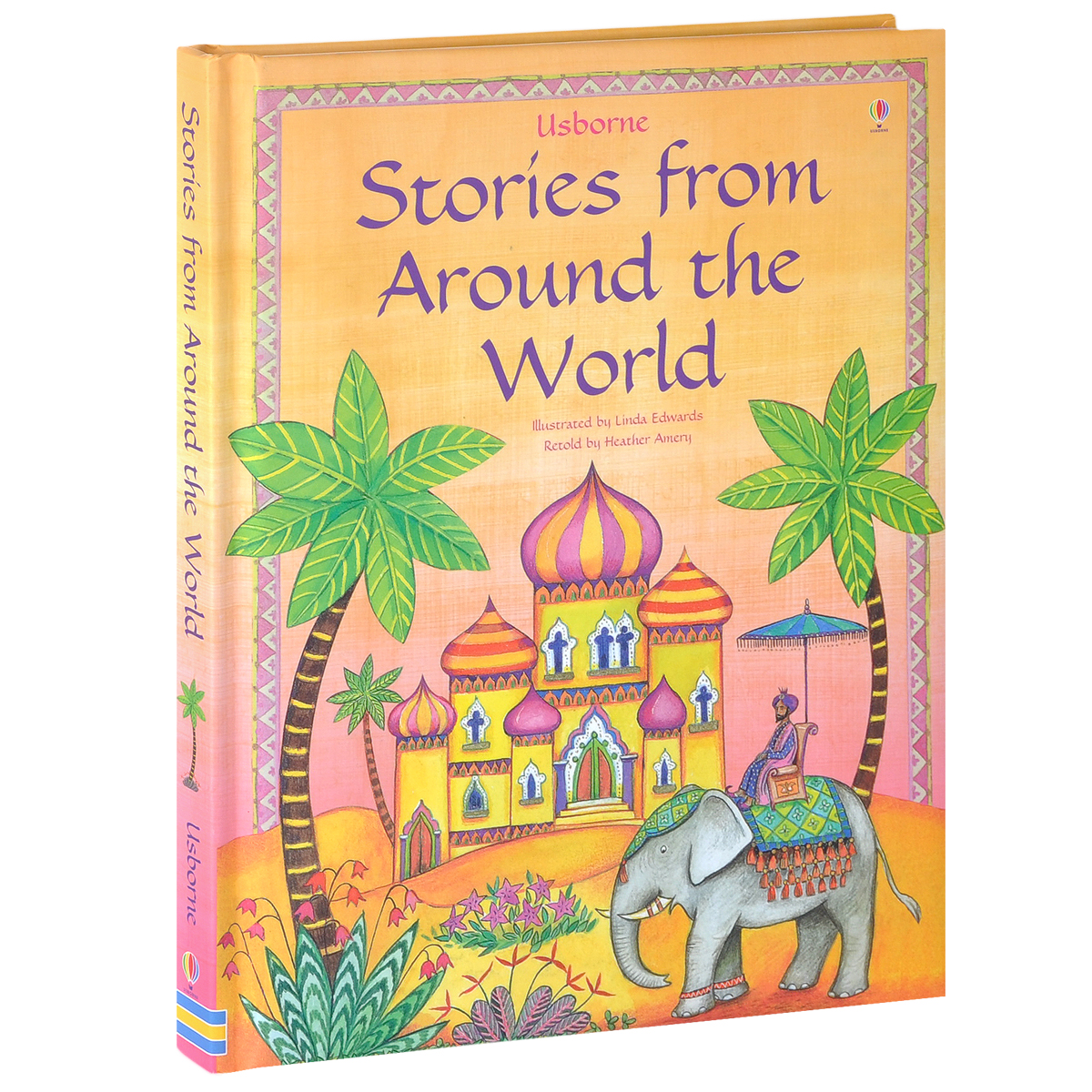 Stories from Around the World magical illustrated stories