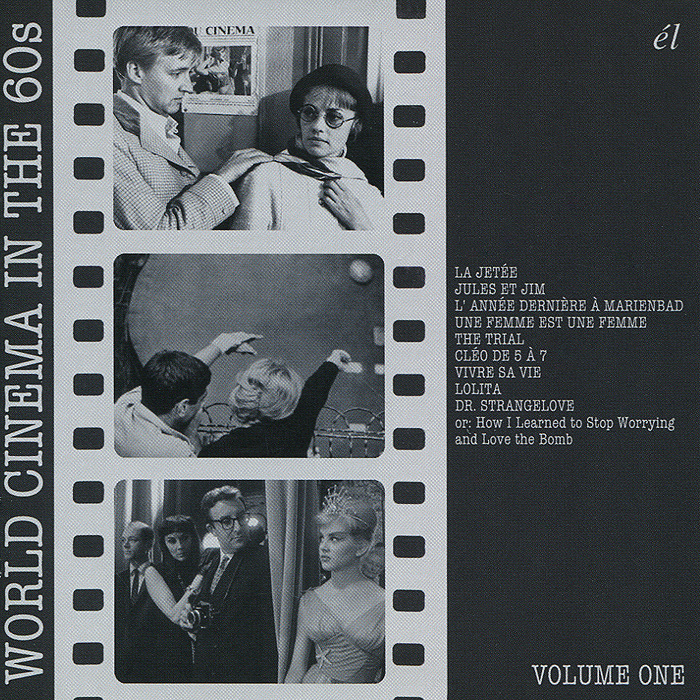World Cinema In The 60s. Volume One