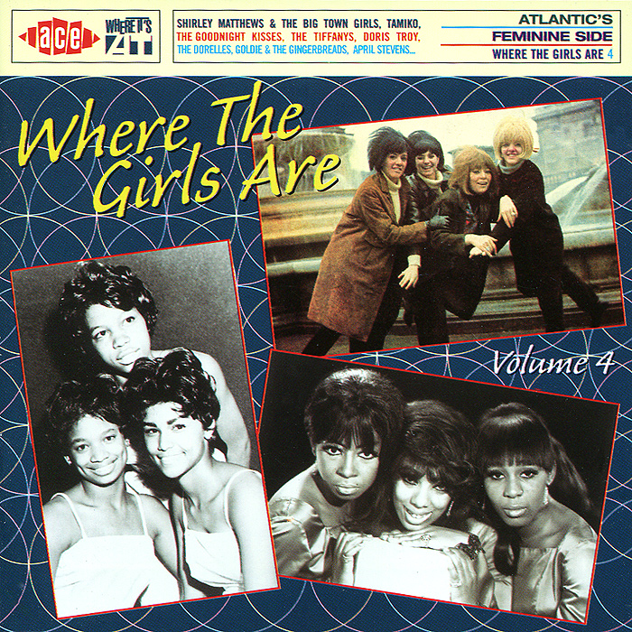 Where The Girls Are. Volume 4