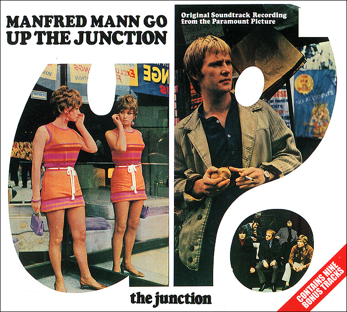 Манфред Мэнн Manfred Mann. Up The Junction tjm120711 terminal junction modules ser 1 term junction md s mr li
