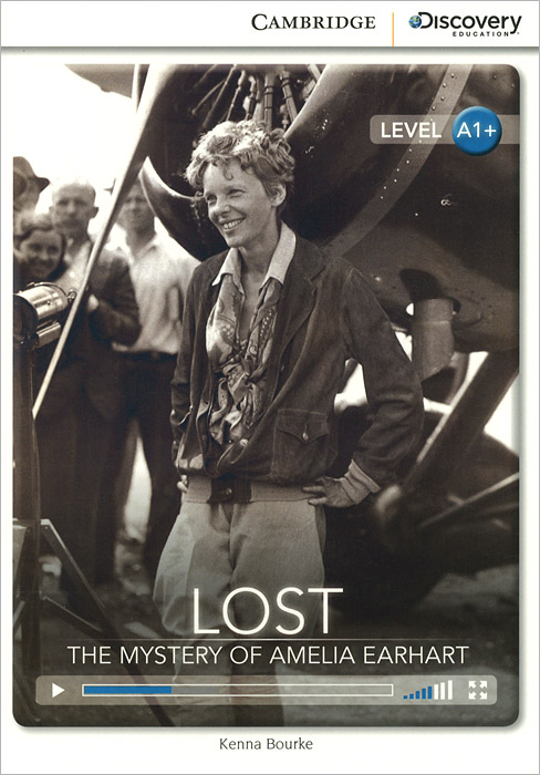 цена на Lost: The Mystery of Amelia Earhart: Level A1+