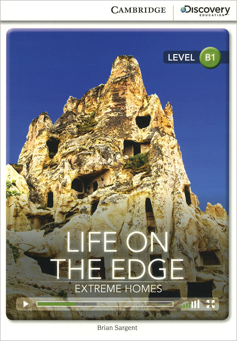 Life on the Edge: Extreme Homes: Level B1 pool billiard cue cherry brown wood 11 75mm