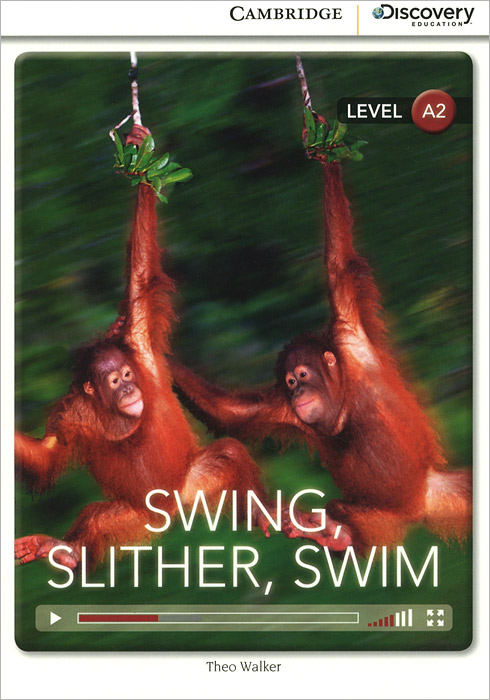 Swing, Slither, Swim: Level A2 spook s slither s tale