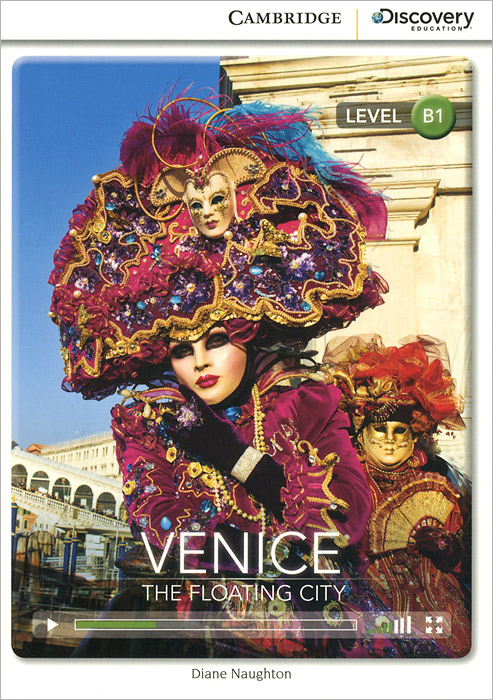 Venice: The Floating City: Level B1 6 pcs in one postcard charm tourist city christmas postcards greeting birthday message cards paris venice dubai bangkok london