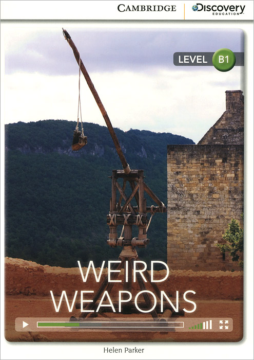 Weird Weapons Intermediate Book with Online Access прогулочная коляска inglesina espresso ecru ag80h0ecu