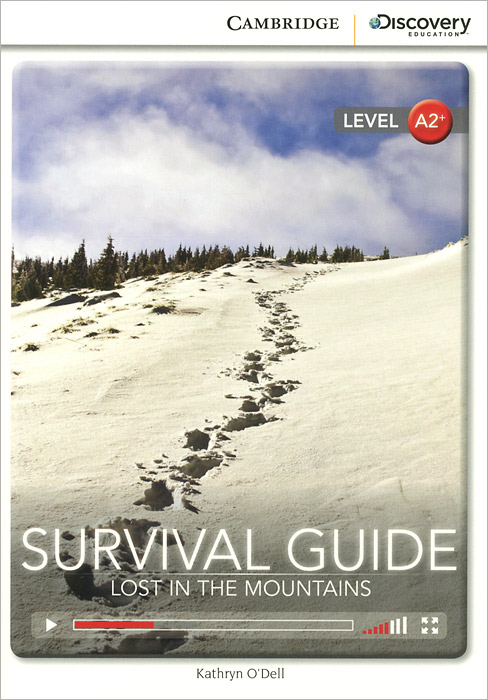 Survival Guide: Lost in the Mountains Low Intermediate Book with Online Access maxidiag fr704 code reader auto diagnostic tool