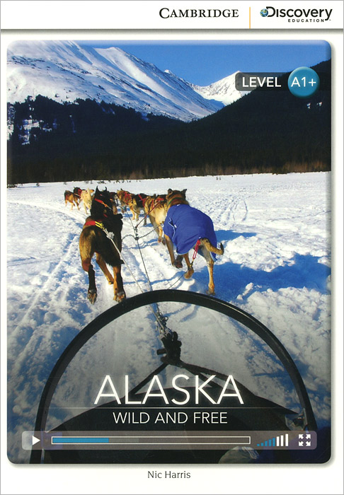 Alaska: Wild and Free: Level A1+ free shipping one pair viborg ve512s