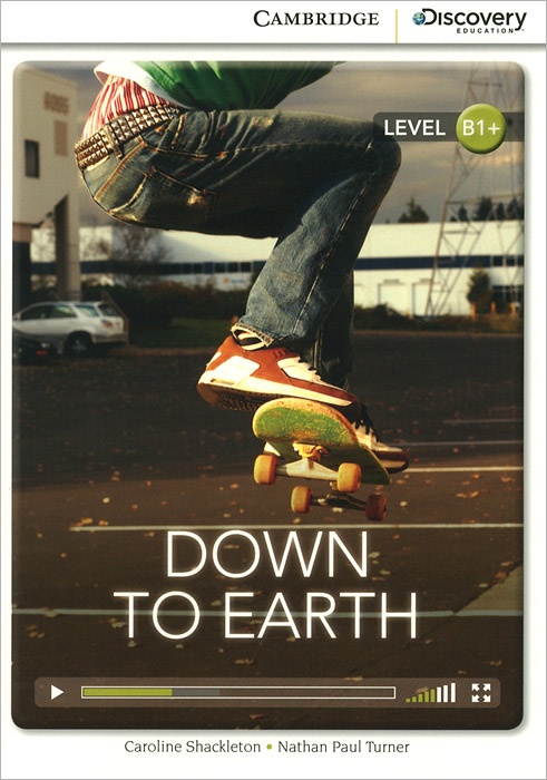 Down to Earth: Level B1+ cadmium from earth crust to fish tissues