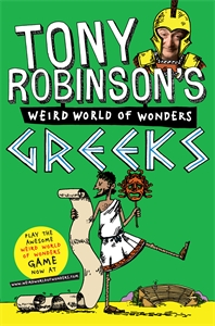 Tony Robinson's Weird World of Wonders! Greeks tony p to041awses69