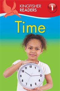 Kingfisher Readers: Time (Level 1: Beginning to Read) kingfisher readers animal colours level 1 beginning to read
