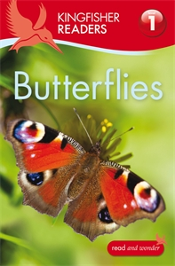 Kingfisher Readers: Butterflies (Level 1: Beginning to Read) kingfisher readers animal colours level 1 beginning to read