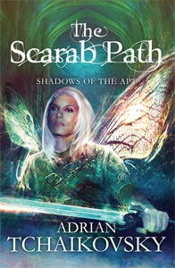 The Scarab Path clockwork scarab a stoker