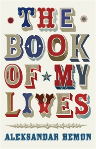 The Book of My Lives поло print bar barcelona
