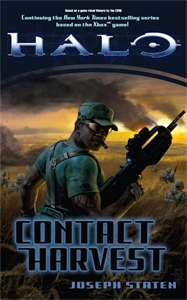 Halo: Contact Harvest aliens colonial marines
