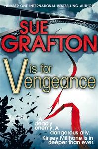 V is for Vengeance vengeance is mine