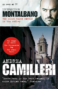 Inspector Montalbano: The first three novels in the series stowe three novels