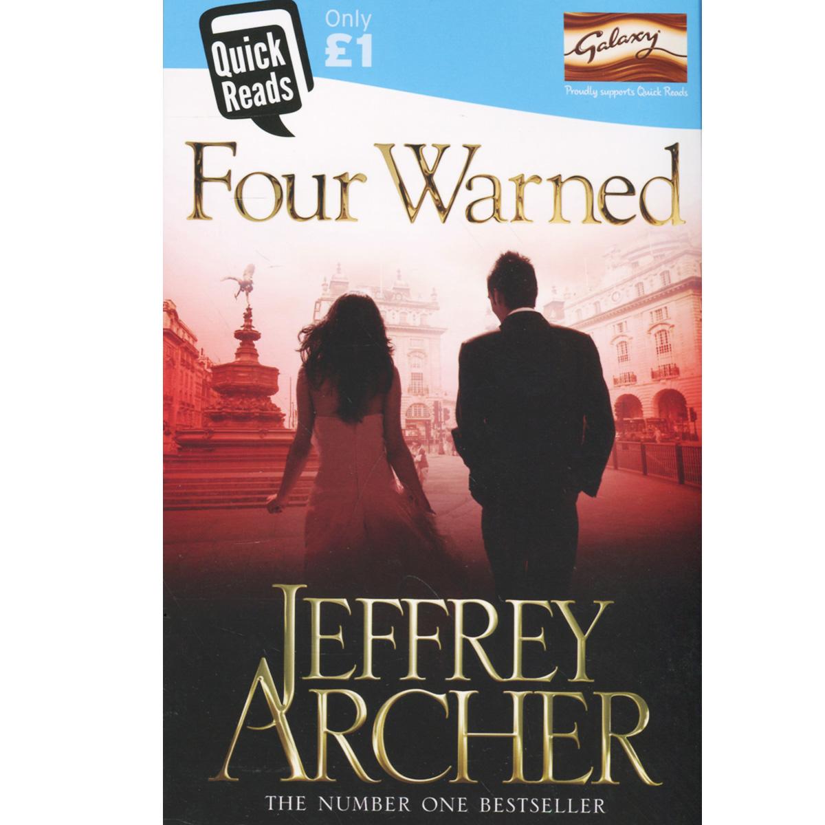 Four Warned jeffrey archer four warned