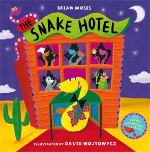 The Snake Hotel the best exotic marigold hotel