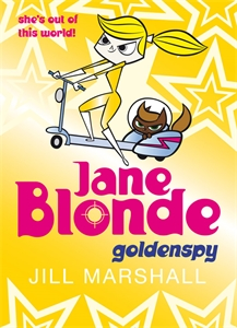 Jane Blonde 5: Goldenspy blonde