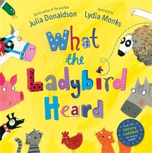 What the Ladybird Heard what the ladybird heard animal noises jigsaw book