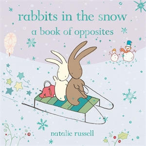 Rabbits in the Snow: A Book of Opposites otto the book bear in the snow