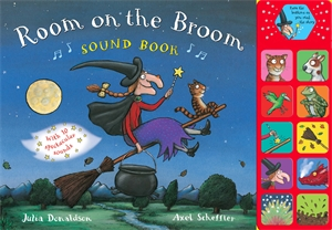 Room on the Broom Sound Book room on the broom big book