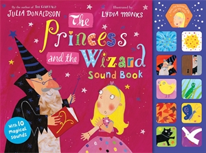 The Princess and the Wizard Sound Book winston the wizard