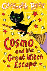 Cosmo and the Great Witch Escape pillywiggins and the tree witch
