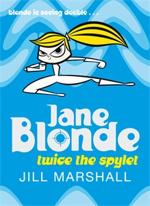 Jane Blonde Twice the Spylet сандали ecco 821014