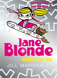 Jane Blonde 4: Spylet on Ice blonde