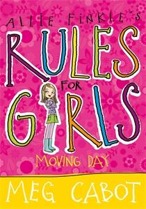 Allie Finkle's Rules for Girls: Moving Day star mela allie пляжное платье экрю красный черный
