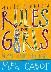 Allie Finkle's Rules for Girls: Blast From the Past star mela allie пляжное платье экрю красный черный