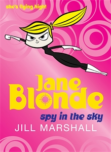 Jane Blonde: Spy in the Sky blonde