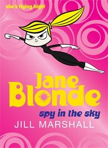 Jane Blonde: Spy in the Sky jane blonde twice the spylet