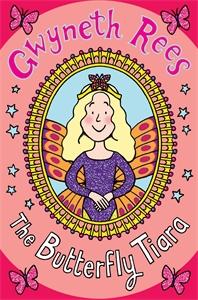 The Magic Dress Shop: The Butterfly Tiara