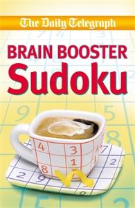 Daily Telegraph Brain Boosting Sudoku celebrity sudoku