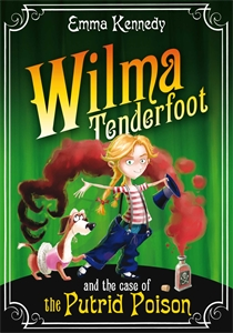 Wilma Tenderfoot and the Case of the Putrid Poison белая сорочка и стринги wilma xxl 3xl